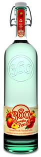360 Vodka Georgia Peach 750ml